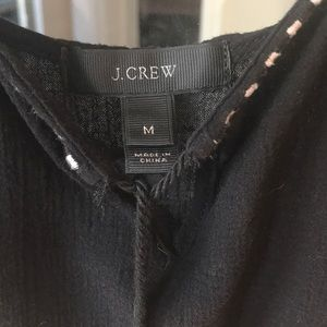J. Crew Dresses - Black J Crew Beach dress